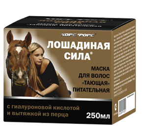 маска бальзам лошадиная сила