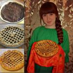 1-ое место - Кулинар Галиюшка