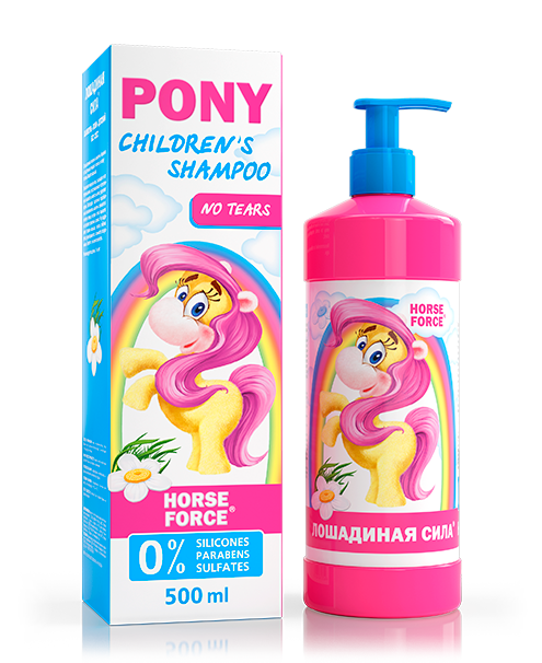 Baby shampoo without tears